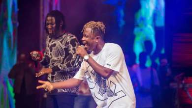 Photo of Kelvynboy reacts to Stonebwoy unfollowing him on Instagram