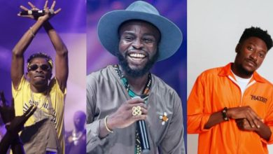 Photo of Shatta Wale, M.anifest, Guilty Beatz get 2020 Grammy Awards Nominations