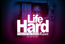 Photo of Life Hard Riddim (Instrumentals + Hook) (Prod. By Kopow)