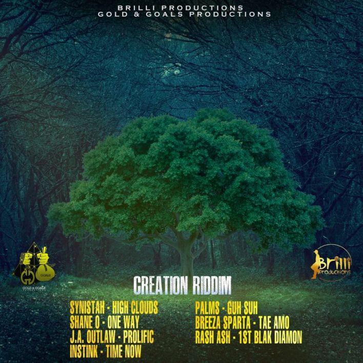 Shane O – One Way [Creation Riddim]
