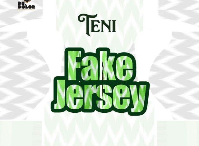 Teni - Fake Jersey (Prod. By Jaysynth Beatz)