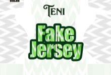 Photo of Teni – Fake Jersey (Prod. By Jaysynth Beatz)