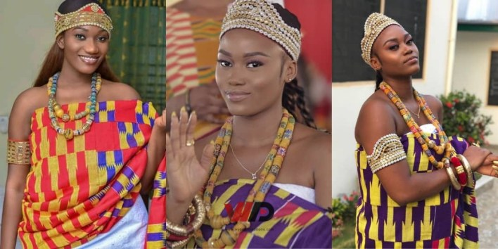 Wendy Shay And EShun Crowned Queens At Gomoa Afransi