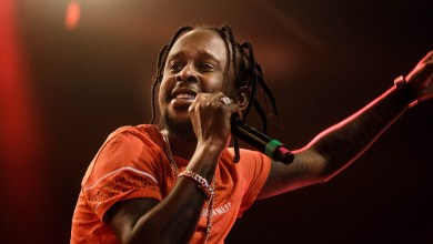 Photo of Popcaan – Jah Is For Me