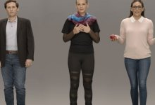 Photo of Samsung's Neon 'artificial humans' look like super-realistic video chatbots