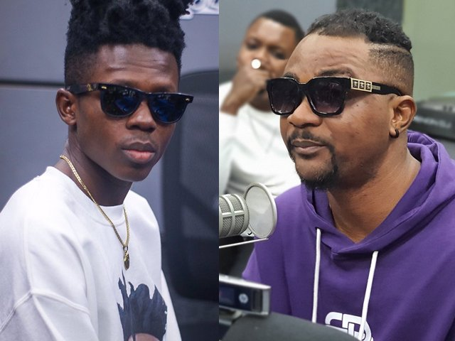 Your 'weed' comment is unintelligent – Mr Logic jabs Strongman