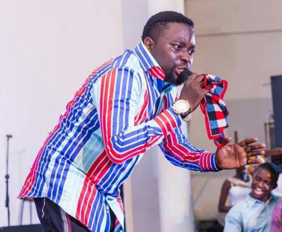Brother Sammy – Ma Me Gboza (Prod. by KC Beatz)