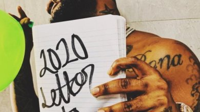 Photo of Davido – 2020 Letter To You (Mixed By Mixx Monsta)