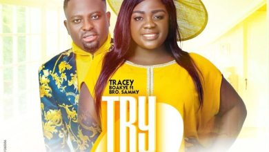 Photo of Tracey Boakye – Try Again Ft. Brother Sammy (Prod By Bassey Mix)