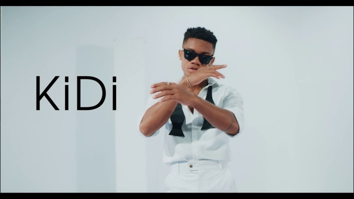Official Video: KiDi – Enjoyment