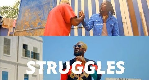 Official Video: Beniton – Struggles Ft. Stonebwoy
