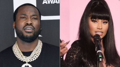 Photo of Nicki Minaj and Meek Mill reignite their beef with a heated war of words