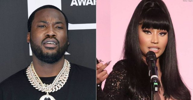 Nicki Minaj and Meek Mill reignite their beef with a heated war of words