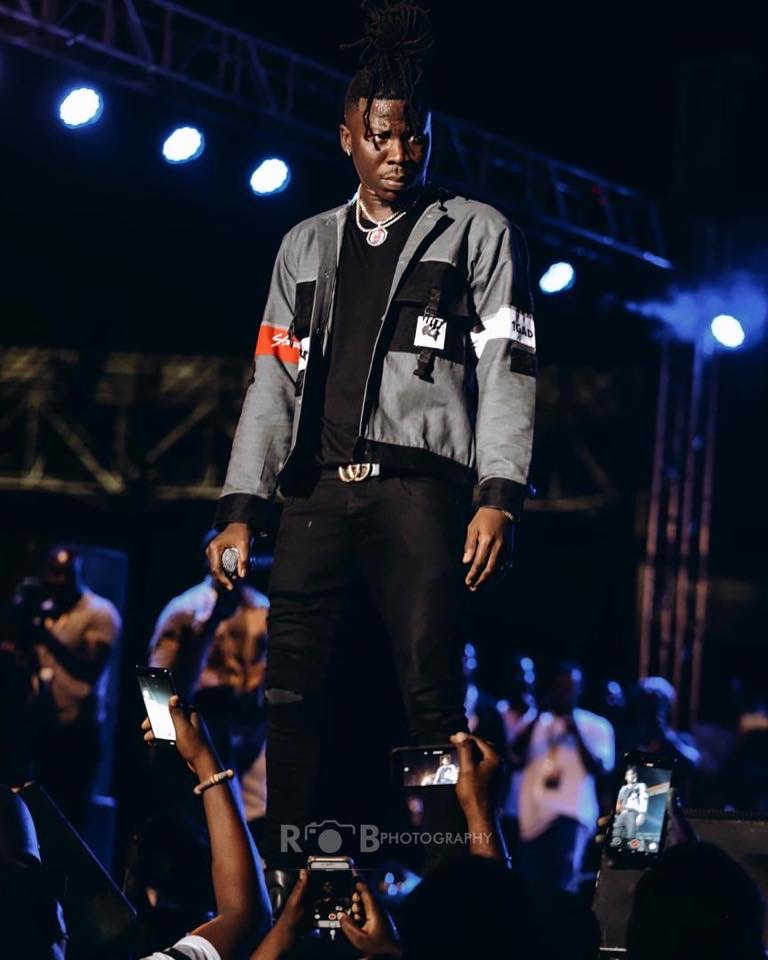 """""""Charter House DOES NOT have the interest of Ghanaian Musicians at heart"""" – Stonebwoy reeks"""