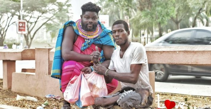 GlennSamm and friends fetes less privileged on Val's day