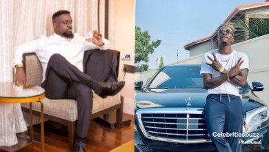 "Photo of 'Stop that branding nonsense' and join me solve the problems in the music industry"" – Shatta Wale throws shots at Sarkodie"