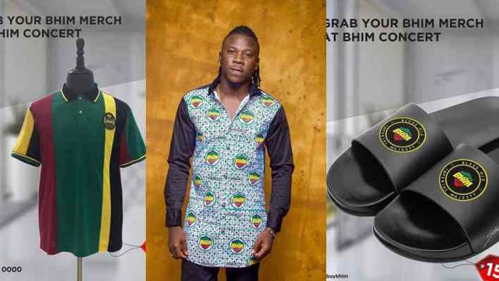 Date For The Official Opening Of Stonebwoy's Bhim Shop Finally Out – Check It Out!