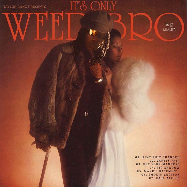 Wiz Khalifa – It's Only Weed Bro (Full Album)