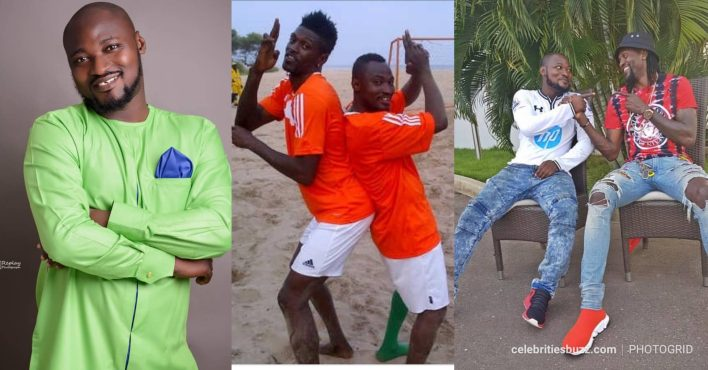 Adebayor gifts Funny face another brand new ride. (Photos+Video)