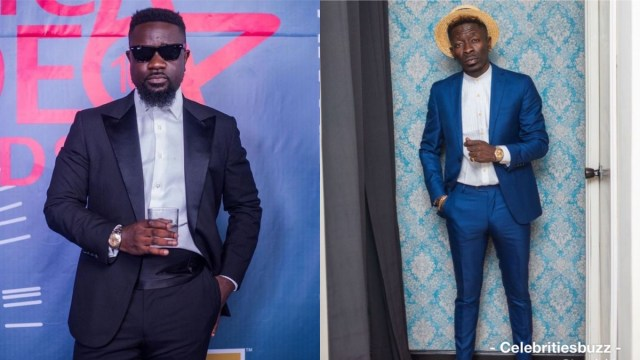 'Actually I think less' – Sarkodie gently replies Shatta Wale