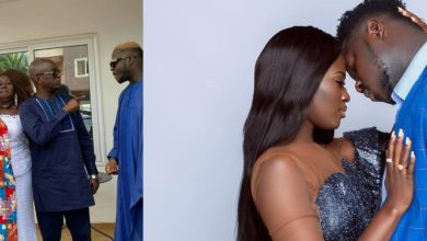 Photo of MediFella2020: First Photos & Videos Of Medikal As He Steps Out With His Family & Boys For Marriage Ceremony Surface Online
