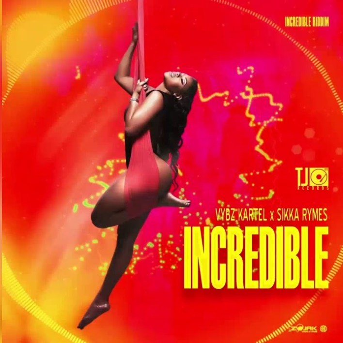 Vybz Kartel x Sikka Rymes – Incredible (Prod. By TJ Records)