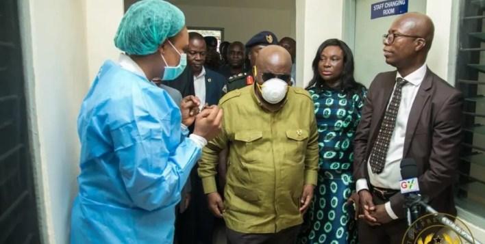 Coronavirus cases in Ghana jumps to 52