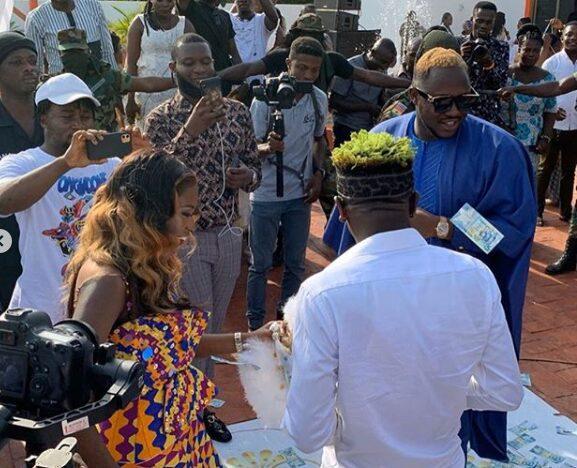 Fella Makafui Announces Date For White Wedding, Declares BBNaija's Tacha As Brides Maid