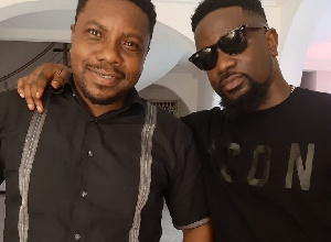 Photo of Sarkodie replies his former producer, King of Accra after he called him ungrateful, others