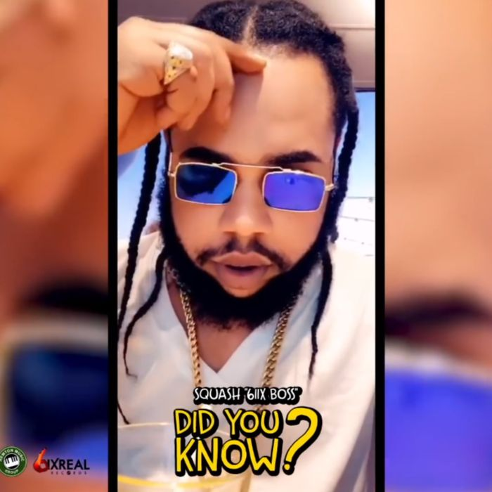 Squash – Did You Know (Prod. by Hemton Music)