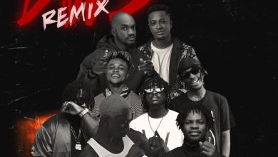 Photo of Mr Drew x Krymi – Dw3 Remix Ft. Kofi Mole x Quamina MP x Dopenation x Bosom P-Yung & Fameye