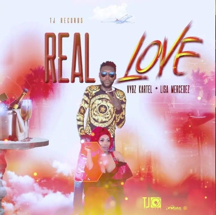 Vybz Kartel – Real Love Ft Lisa Mercedz (Prod. by TJ Records)