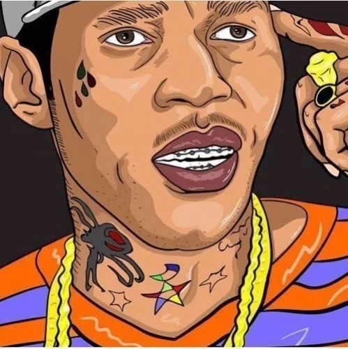 Vybz Kartel – Bad Gyal Ft Skillibeng x Jucee Froot & Tommy Lee