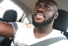 Photo of Stephen Mensah, CEO of Quophimens react to the accusations by Queen eShun