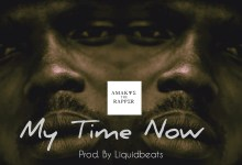 Photo of AmakyeTheRapper – My time (Prod. By Liquidbeats)