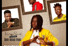 Photo of Kweysi Swat – Onyonko Reloaded Ft Obibini x Amerado x Opanka (Prod. by Beatmonsta & Mix by Konfem)