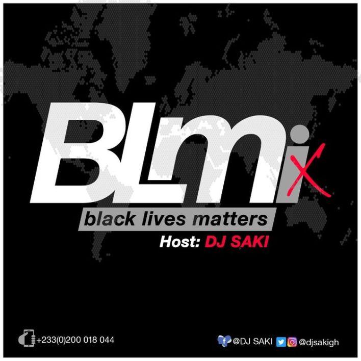DJ Saki – B. L. M. (Black Lives Matters)