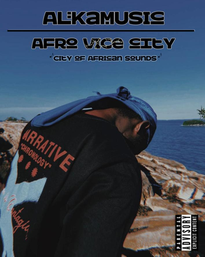 """US-based Ghanaian artiste, Alka set to release debut solo EP """"Afro Vice City"""" on July 10th"""