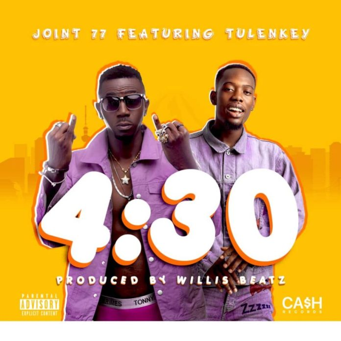 Joint 77 – 4:30 Ft Tulenkey (Prod By Willis Beatz)