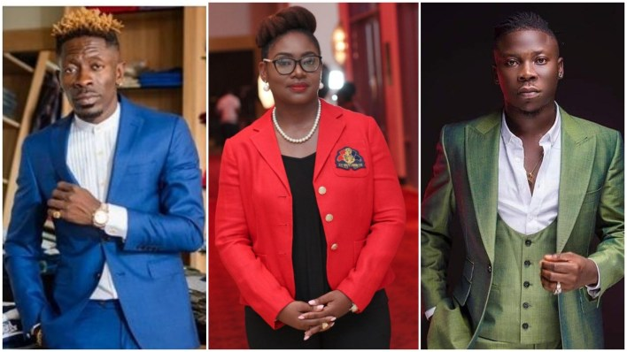 We Are Yet To Decide On Bringing Shatta Wale And Stonebwoy Back To VGMA – Charterhouse CEO, Theresa Ayoade