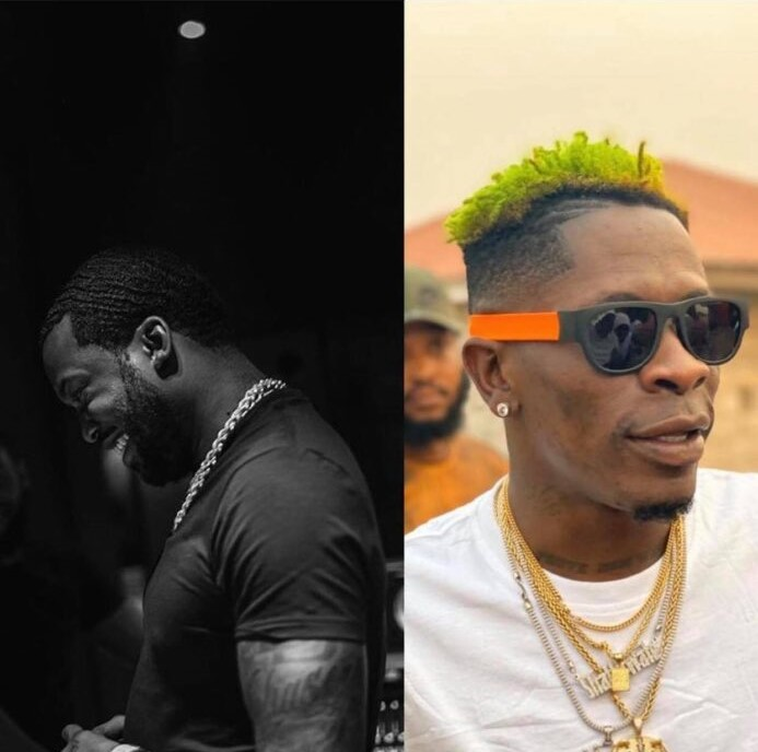 Screenshot: Shatta Wale And Meek Mill Set To Release A New Song