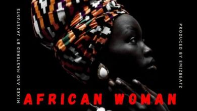 Photo of Bracket – African Woman (Prod By EmizBeatz)