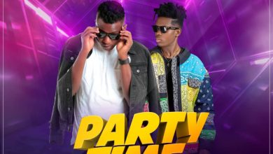 Photo of Lord Morgan – Party Time Ft Strongman (Prod By Mix Master Garzy)