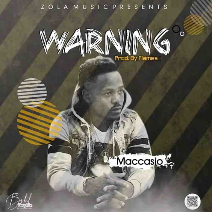 Maccasio - Warning (Prod By Flames)