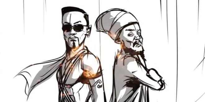 Okyeame Kwame - Come Home Ft Sizzla Kalonji