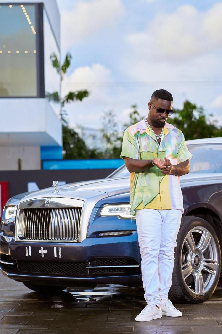 Owner of Rolls Royce car Sarkodie 'borrowed' for photoshoot found