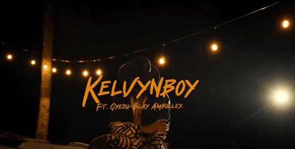 Official Video: Kelvyn Boy - Watch Nobody Ft Gyedu-Blay Ambolley
