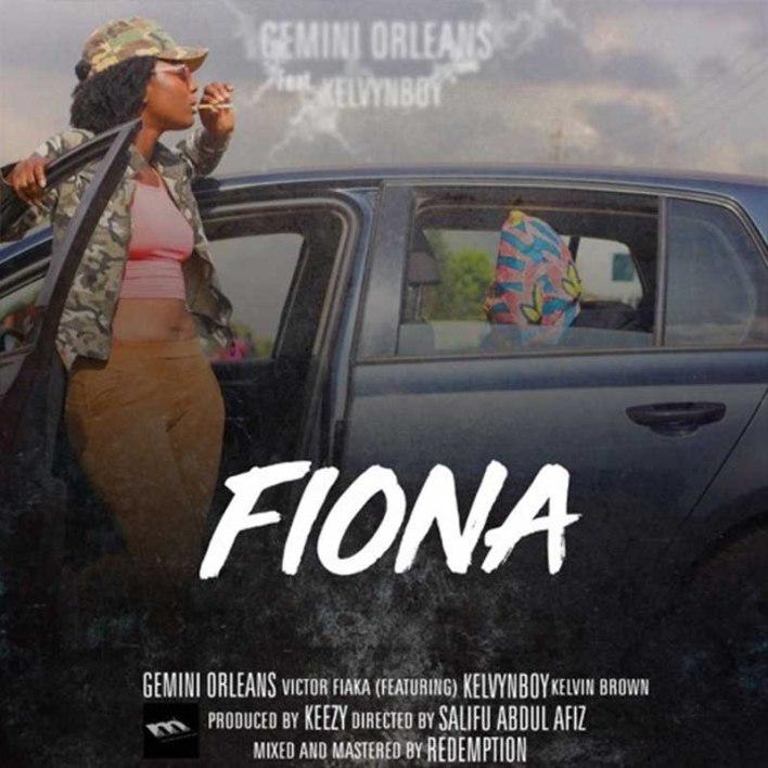 Gemini - Fiona Ft Kelvynboy (Prod. By Keezy)