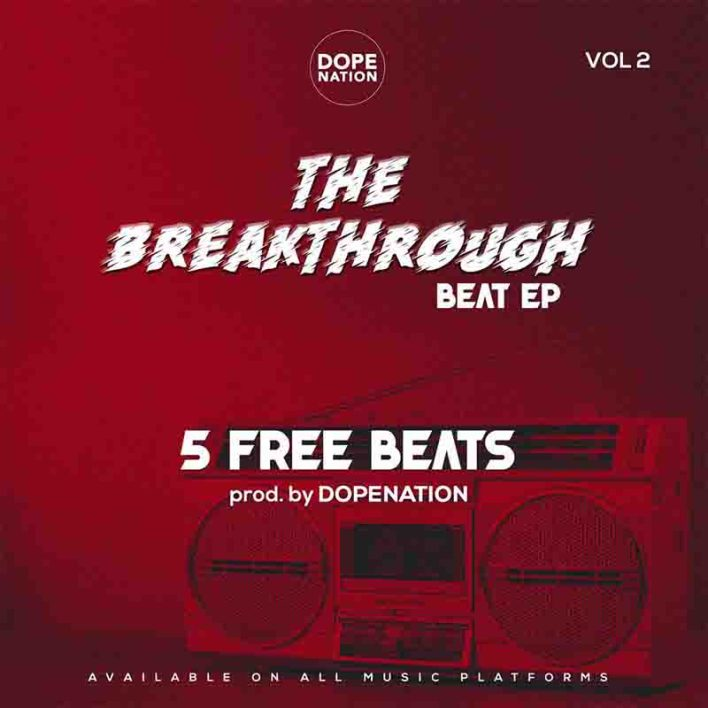 Dopenation - Drill Beat (The Breakthrough Beat EP)