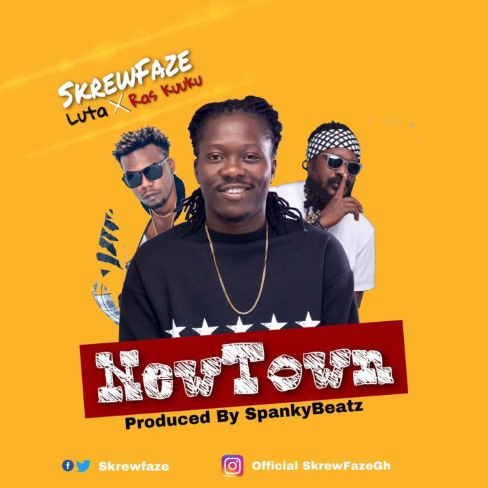 SkrewFaze – New Town Ft Luta x Ras Kuuku mp3 download